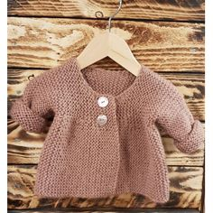 Drops Design, Drops Baby, Baby Barn, Toddler Sweater, Baby Knitting Patterns, Blythe Dolls, Free Pattern, Knit Crochet, Men Sweater