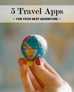 Travel Apps.