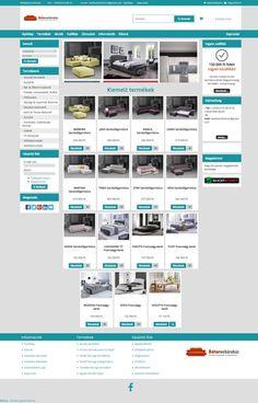 f551b22ebb Bútor webáruház | Asztalok, fotelek, hálószoba bútorok, konyhabútorok, tv  állványok, éttermi bútorok webáruháza