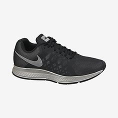 1aee05948418 Nike Air Zoom Pegasus 31 Flash Ladies Running Shoe BlackSilver US105      See this