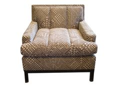Buy Eastthorpe Club Chair from Steven Gambrel on Dering Hall