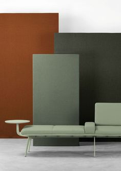 Office Furniture with an Autumnal Color Palette from True Design - Design Milk
