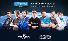 Intel Extreme Masters Oakland #oraclearenaoakland #Oakland #oaklandmovingforward