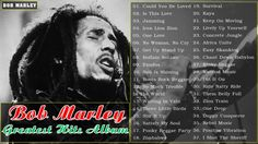 BOB MARLEY Greatest Hits Collection | Best Of BOB MARLEY
