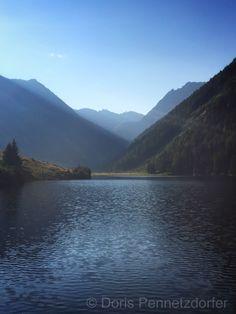 Riesach See. Schladming Tauern, Austria.