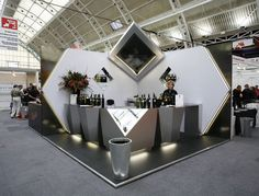 Hytex Exhibition Stands, Bespoke and Custom Exhibition Stand Design and Build Services.