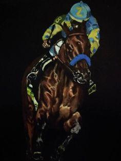 361 fantastiche immagini su Race Horses In Art- American Pharoah nel