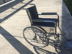my life on the e-list: the sofl snapshots: wheelchair