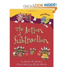 The Action of Subtraction (Math Is Categorical): Brian P. Cleary,Brian Gable: 9781580138437: Amazon.com: Books