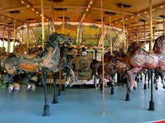 My childhood = Griffith Park Merry Go Round