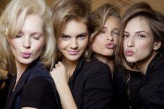 #model #backstage