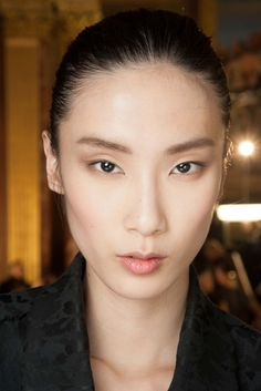 Lanvin Spring 2015 Ready-to-Wear Fashion Show Beauty