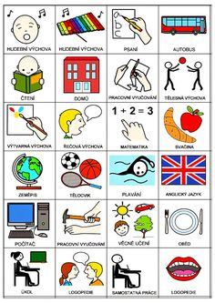 Pro Šíšu: Komunikační obrázky Preschool Worksheets, Diy Crafts For Kids, Language, Classroom, Teaching, Adhd, Activities, Communication Boards, Asperger