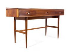 Mid Century Hamilton Console Table by Robert Heritage