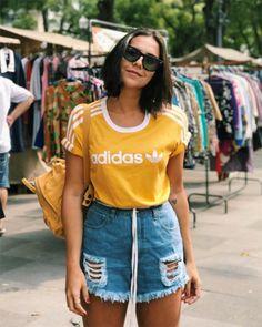 Shop stylish women's swimwear at FABKINI & find tankinis, bikinis, one-piece swimsuits, monokinis & more. Vogue Fashion, Look Fashion, Trendy Fashion, Girl Fashion, Fashion Outfits, Womens Fashion, Fashion Trends, Party Fashion, Summer Outfits