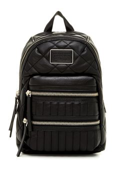 Love this Marc by Marc Jacobs Quilted Backpack.
