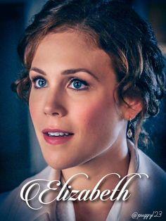 Elizabeth - When Calls The Heart - season 3