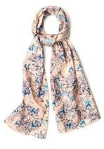 Up and Humming Scarf in Pink | Mod Retro Vintage Scarves | ModCloth.com