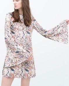 Imagem 3 de VESTIDO C/ DECOTE NAS COSTAS da Zara