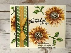 Stampin Up, Painted Harvest