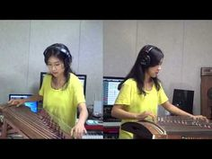 R. Kelly-Love Letter Gayageum cover. by Luna. Love this girl !!