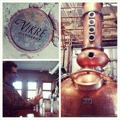 Vikre Distillery in Duluth, MN