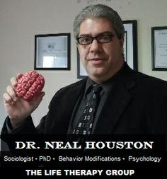 Dr. Houston of The Life Therapy Group does not endorse the views and/or facts presented, or any commercial products that may be advertised or available on external links. The presence of a link to other Internet sites should not be construed as an endorsement, recommendation, or favoring of that site, or the views or privacy policies contained therein