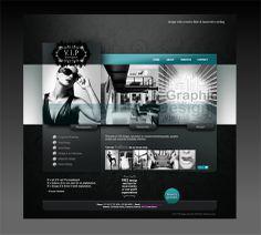 creative website design by VIP designs