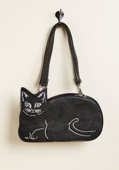 A kitten-sized cat bag ~fur~ the animal lover in your life. d41aa532c986c