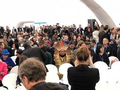 Protests by indigenous, environmental activists take the scene at COP23 in Bonn, Germany. COP23 is the 23rd Conference of the Parties to the United Nations Framework Convention on Climate Change and was held in Bonn, Germany this year. This year the United States faced protests at various ...