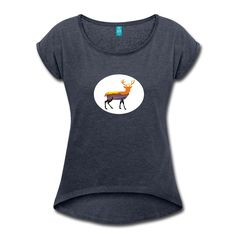 Cute Deer T shirt+perfect gift+for Christmas#T shirt for Christmas#Nature#Nature T shirt