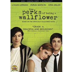 The Perks Of Being A Wallflower (DVD + Digital Copy + UltraViolet) (Widescreen) YAY!!!!!!!!