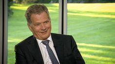 President Niinistö turns to radio phone-in for parsnip advice...
