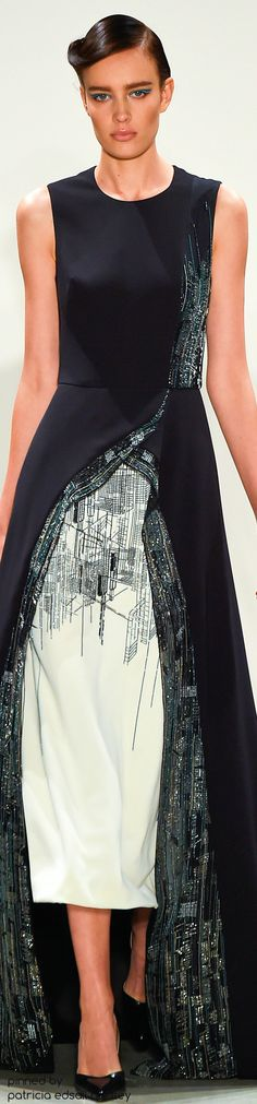 SPRING 2016 READY-TO-WEAR Bibhu Mohapatra