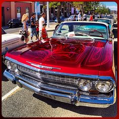 63' impala..Re-pin brought to you by agents of #CarInsurance at #HouseofInsurance in Eugene, Oregon.