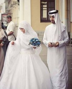 e37e7a6c735d 150 Romantic Muslim Couples Islamic Wedding Pictures
