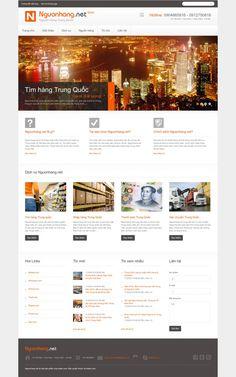 Dự án website Biso đã thiết kế - Biso.vn Website