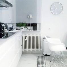 #houseofideasneueszuhause #küche #whitekitchen #vipp #kitchenstuff