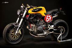 "Ducati ""Pyrene"" 2013 by Radical Ducati"