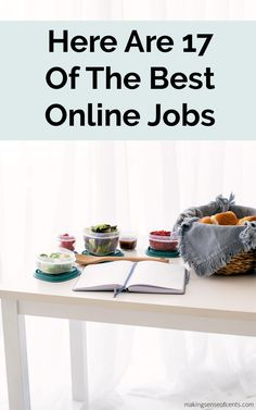 Are you looking to find one of the best online jobs that pay well out there? Luckily for you, in today's world, there are actually quite a lot of online jobs from home. #bestonlinejobs #onlinejobs #workfromhome Best Online Jobs, Online Jobs From Home, Online Work, Earn Money From Home, How To Make Money, Bookkeeping Business, Home Blogs, Assistant Jobs, Making Extra Cash