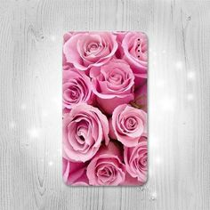 Pink Rose Gadget Personalized Tech Gift Usb by Lantadesign on Etsy