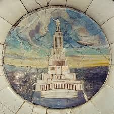 Image result for palace of the soviets
