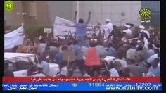 استقبال خرافي للرئيس السوداني عمر البشير بمطار الخرطوم