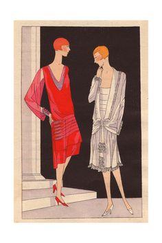 Historical Fashion (Decorative Art) Prints at AllPosters.com