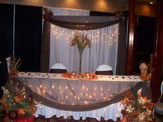 Now & Forever Wedding Decor - Fall Wedding Show