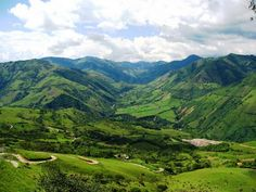 Paisaje Andino, Colombia