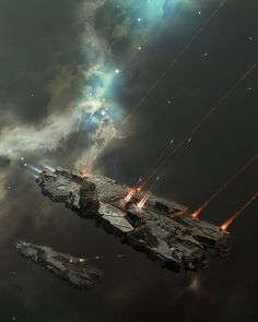 Spaceships Galore! : Photo