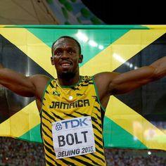 Usain #Bolt