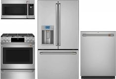 Kitchen Appliance Packages at Best Buy Fully Integrated Dishwasher, Built In Dishwasher, Convection Cooking, Kitchen Appliance Packages, Appliance Sale, Smart Kitchen, Heating Element, Glass Shelves, French Door Refrigerator