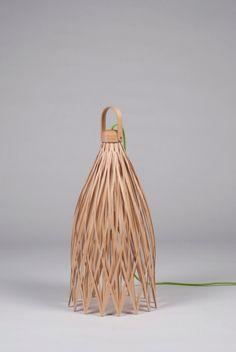 Basketlamp par Juan Cappa barefootstyling.com